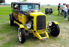 1932 Chevy Sedan by Photos-By-Michelle