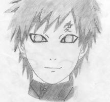 gaara of the sand by paigeysals