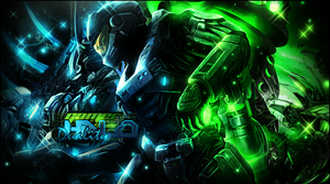 Halo Gamer by NaimGFX