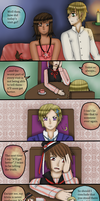 [APH] The Foretelling 1 by melonstyle