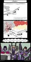 TF Doodle Comic - Mayday by MintyDreams7