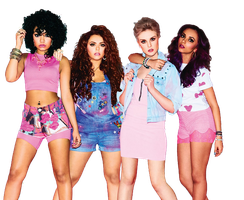 Little Mix ''Change Your Life'' PNG by esra0712