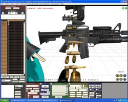 MMD basic ammo by sky-commander