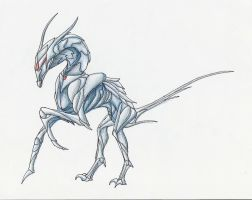 A dragonic insect - ADOPTED by dragonictoni