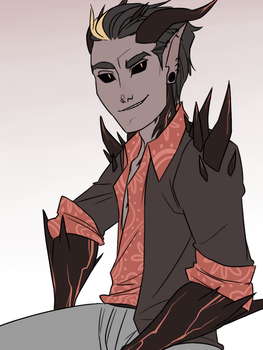 Charming Devil, Karo by thelivingmachine02