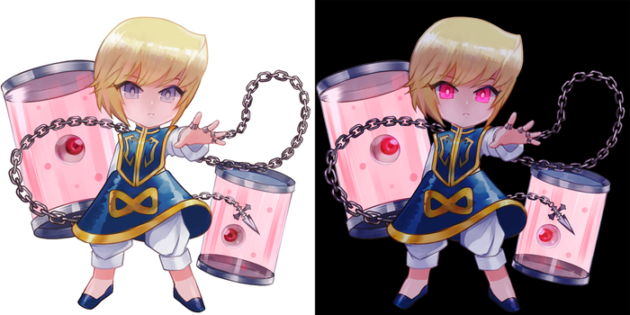 kurapika by kyaptain