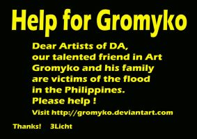 Help for Gromyko by 3Licht
