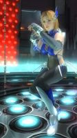 DEAD OR ALIVE 5 Last Round Tina55 by aponyan