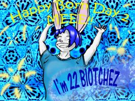 Chris Born Day of 22 by Tadoke