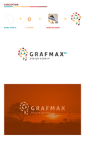 Grafmax - new logo conception by grafmax