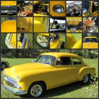 51 Chevy Sport Coupe by ellenm1