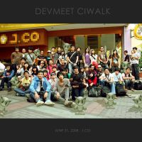 DEVMEET CIWALK by lemperayam