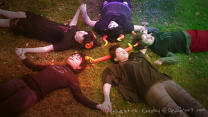 .:No Matter What Blood:. by GlueStick-Cosplay