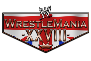 Wrestlemania 28 Logo by the-JACKANAPES