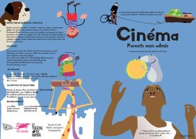 Cinema parents non admis by Natah1