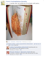 Hetalia Facebook: Pasta Book by gilxoz-epicness