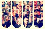 Divergent Bookmarkers by angiezinha