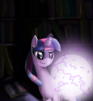 Late Night Studies, Huh? by Phendyl