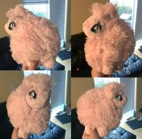 Fluffle puff Plush by Athey