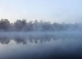 Pastel Morning by Caillean-Photography