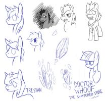 DOCTOR WHOOF Concepts 2 by CyberToaster