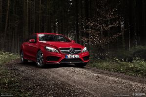 20131117 E400coupe Mbpassion 002 M by mystic-darkness
