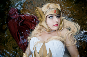 She-Ra Princess of Power III by CookieKabuki