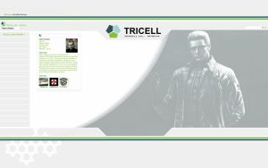 TRICELL Albert Wesker by Roxy005