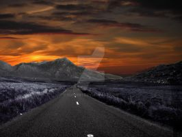 road to the lost country by suffer1