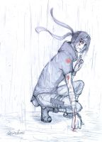 mission in the rain by Sanzo-Sinclaire