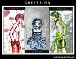 :obsession: by Mysiorek