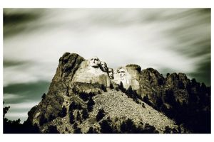 Mount Rushmore 7 by Jamaal10