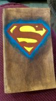 Superman Journal by MaiseDesigns