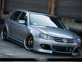 Volkswagen Golf by JuniXxr