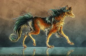 Canine Equus Design by UglyDucklingCustoms