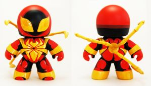 Iron Spider Mighty Mugg by xf4LL3n