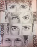 Project Big Time Rush by Nicole2299