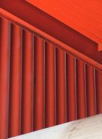 Red structure by imageater