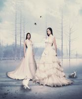 Winters Gemini Fantasy by MelissaGriffin