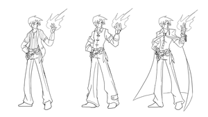 Dustbound Concept work: Tobias by Skyserpent