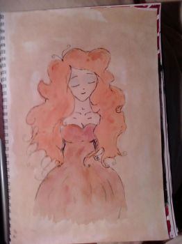 Ginger Curves by fayeQUIINN