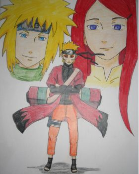 Naruto's Two Suns by LunLibra