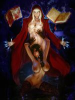The Warlock and the Whore by Yuni