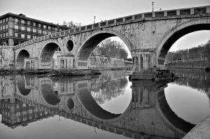 Tevere Rome by BeatriceBliss