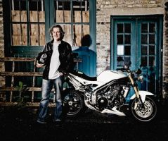 Top Gear's James May by adamduckworth