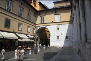 Lucca streets 1 by enframed