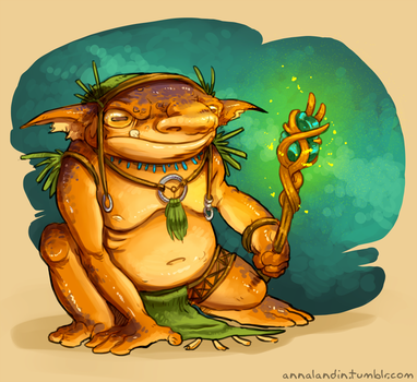 Goblinweek 2015! by smokewithoutmirrors