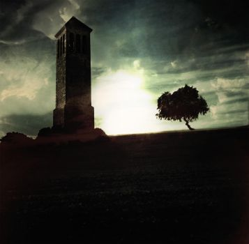Tower Photo Manip by hellbent1363