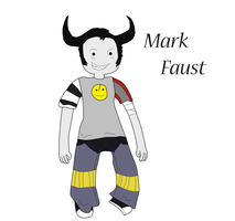 Doodle and Carri's Child 1 - Mark Updated Bio by Ask-The-Great-Kazaa