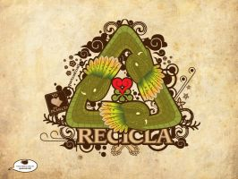 recicla by mictlantectli